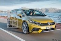 New Volkswagen Touran 2019 New Review