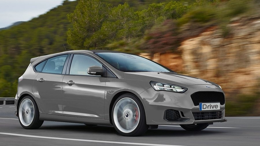 Ford Focus 2019 Overview