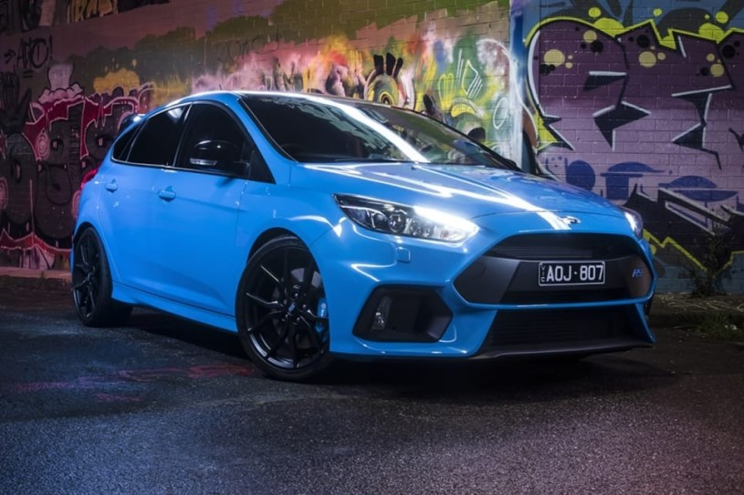 2018 Ford Focus Rs Exterior and Interior Review