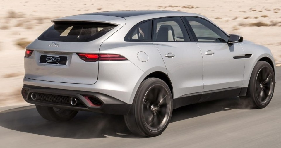 2018 Jaguar Xq CRossover Review, specs and Release date