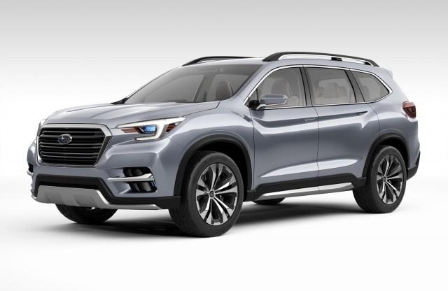 New 2018 Subaru Tribeca Redesign and Price