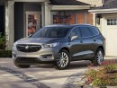 The 2019 Buick Enclave Spy Photos Overview