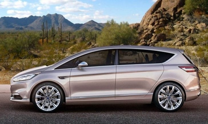 2019 Ford S Max Exterior