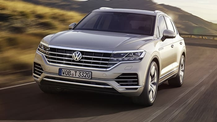 2019 Volkswagen Touareg First Drive, Price, Performance and Review