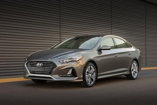 Hyundai Sonata 2019 Hybrid Concept, Redesign and Review