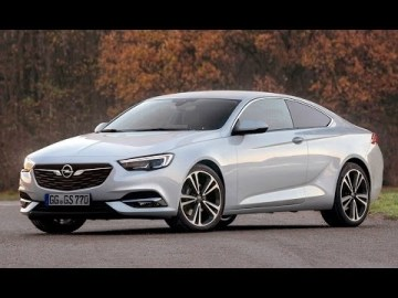 Opel Insignia 2019 Overview