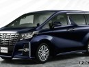 Best Toyota Alphard 2019 First Drive