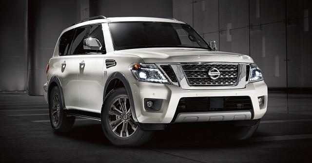 Nissan Armada 2019 Release Date