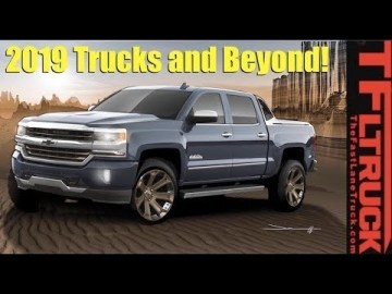 Pickup Trucks 2019 Redesign, Price and Review
