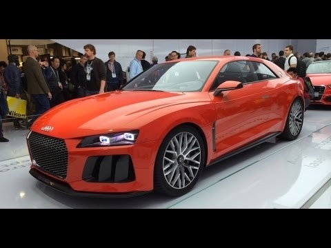 Best 2018 Audi Sport Quattro First Drive