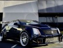 New 2018 Cadillac Cts V Coupe Picture