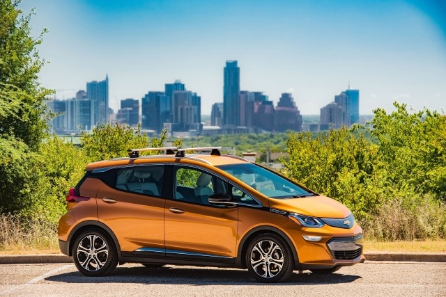 New 2018 Chevy Bolt Picture