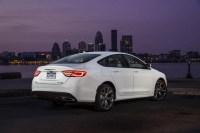 The 2018 Chrysler 100 Sedan First Drive