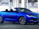 New 2018 Chrysler 200 Convertible Release Date