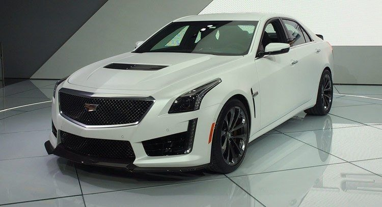 The 2019 Cadillac Ltsed Review