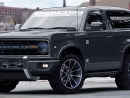 2019 Ford Bronco Concept New Release