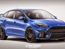 New 2019 Ford Focus St First Drive