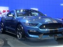 The 2019 Ford Shelby Gt350R Mustang Interior
