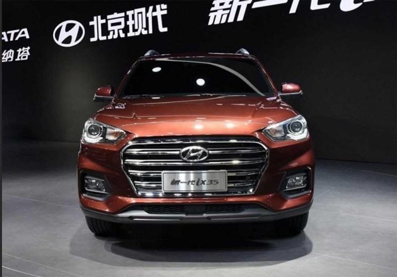 2019 Hyundai Ix35 New Interior