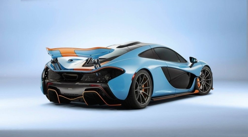 2019 Mclaren P1 Miles Nadal Interior, Exterior and Review