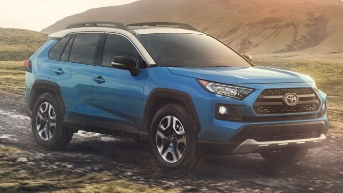 2019 Rav 4 Redesign and Price
