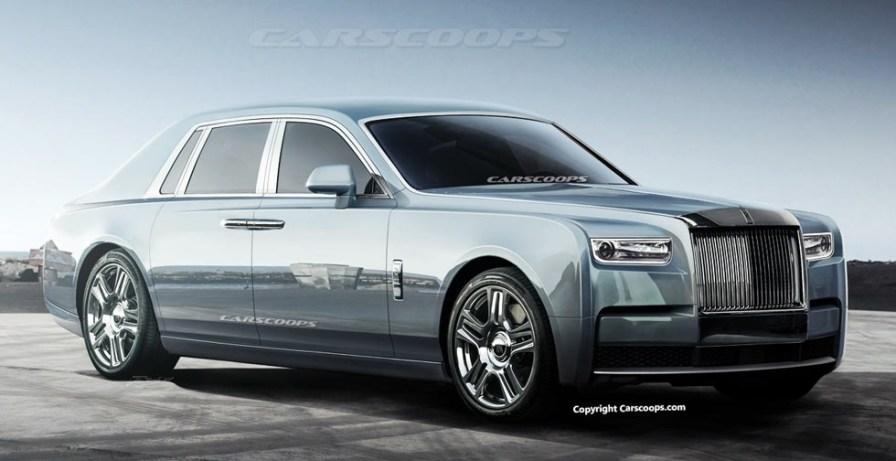 2019 Rolls Royce Phantoms Release Date