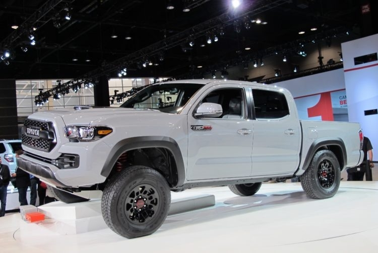 New 2019 Tacoma Msrp Release Date
