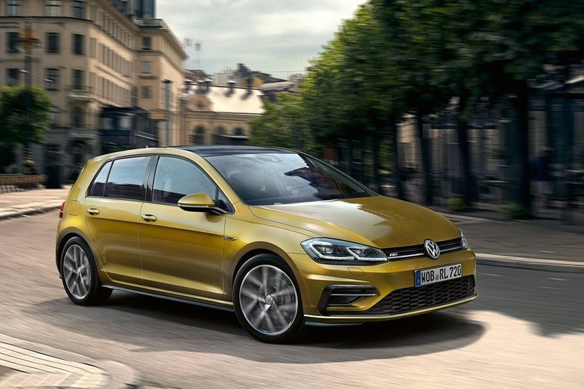 2019 Volkswagen Golf Review and Specs