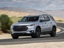 Chevy Traverse 2019 New Release