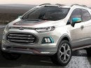 New Ford Ecosport 2019 New Interior