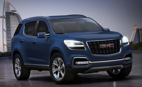 GMC Envoy 2019 Redesign, Price and Review