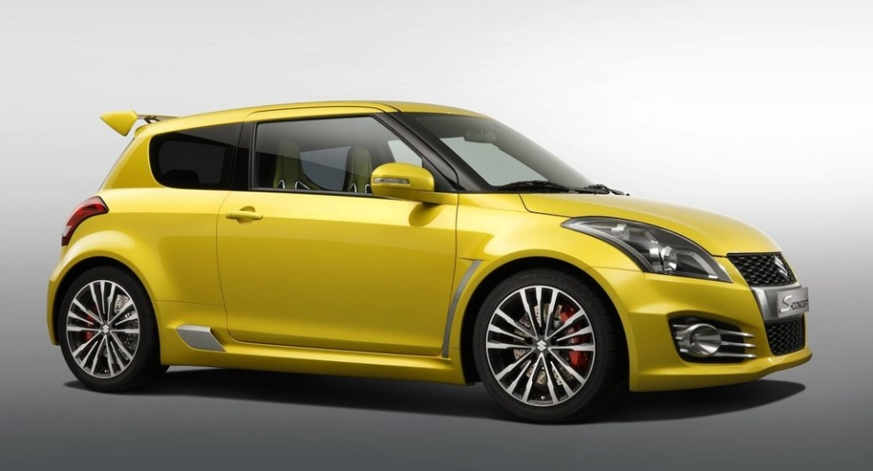 Suzuki Swift 2019 Sport Exterior and Interior Review