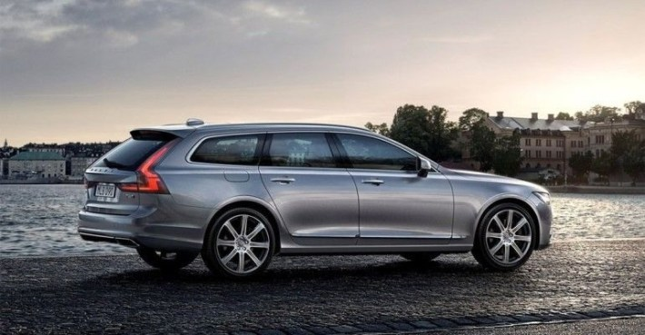 Volvo V90 2019 New Review