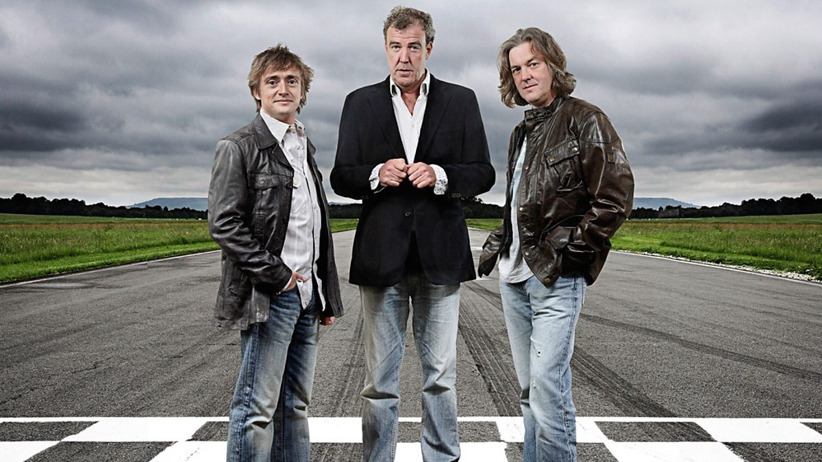 Cast of Top Gear