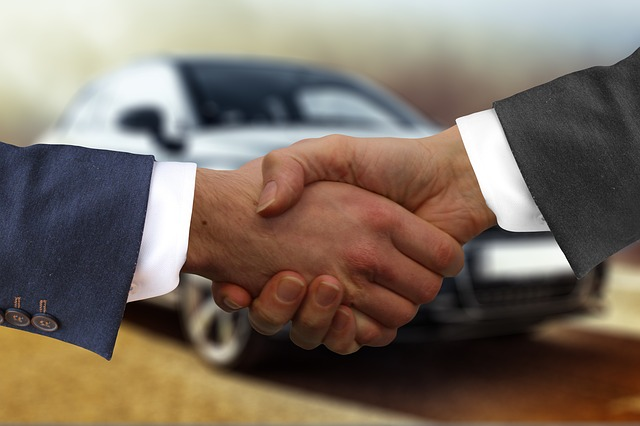 The Customer Who Buys Used Cars Without a Title