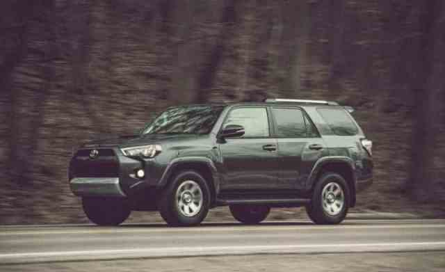 Toyota 4Runner Test Drive