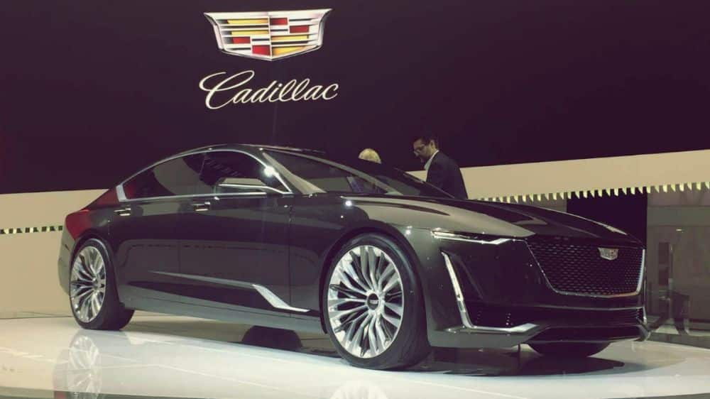 2019 New Cadillac Ct8 Price Specs Release Date