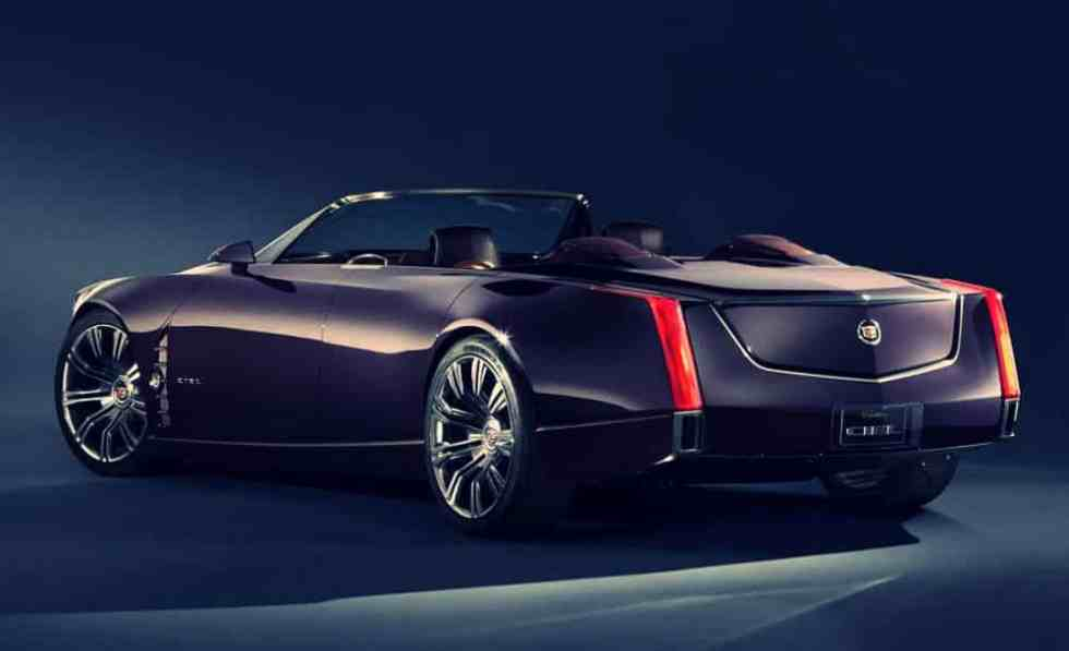 2019 New Cadillac Ciel Price, Release Date & Concept - CarsSumo