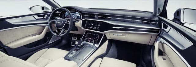 2019 New Audi A6 Interior Concept from A7