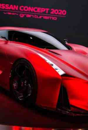 2020 Nissan Vision Gran Turismo Concept Applied for GT-R R36 - 2020 Nissan GT-R R36