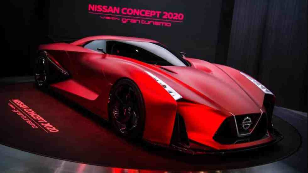 2020 Nissan GT-R R36 Concept, Engine Specs & Price - CarsSumo