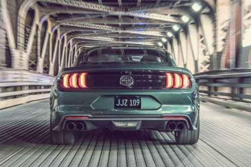 4 Exhaust Performance for Bullitt 2019 - 2019 Ford Mustang Bullitt Special Editions