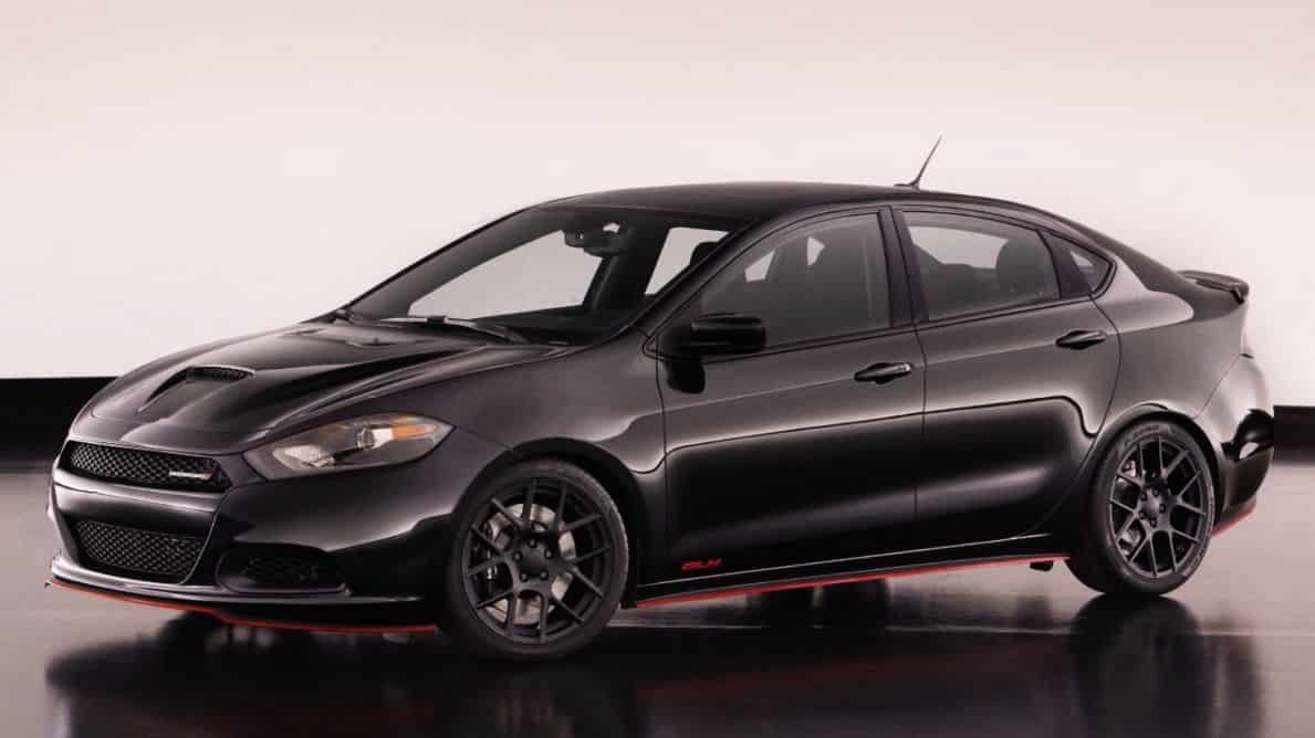 2020 Dodge Dart SRT Exterior and Interior