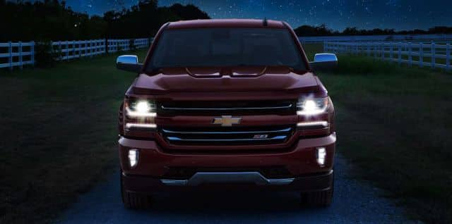 Excellent Headlight from New Chevy Silverado Concept