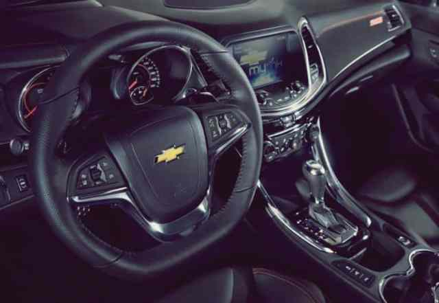 New Chevrolet Chevelle Interior