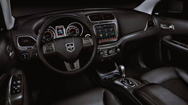 New Dodge Journey Interior Design