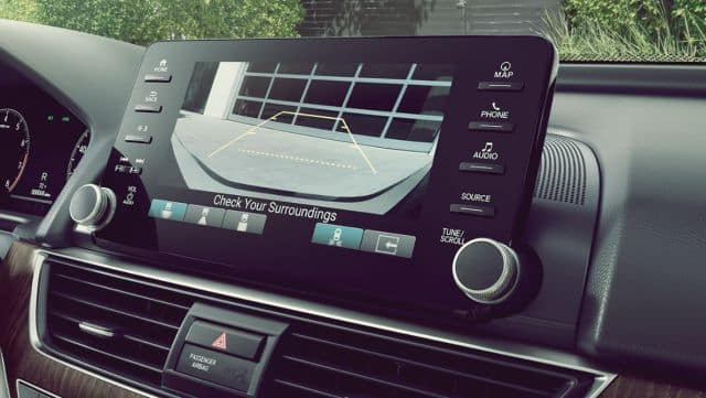 Smart Features for New Accord