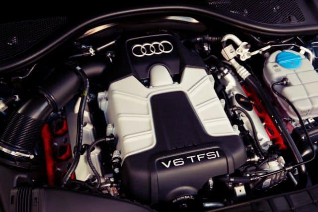 V6 Engine for A6