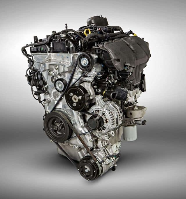 2017 Ecoboost Explorer Engine