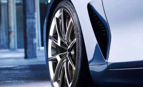 BMW 8 Series Tires